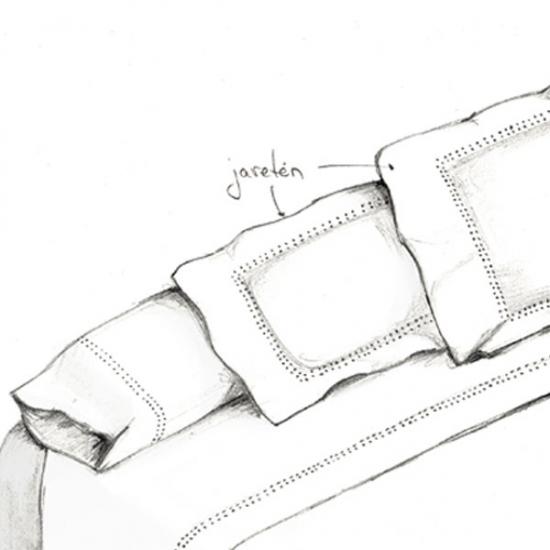 Flandes Pillowcase