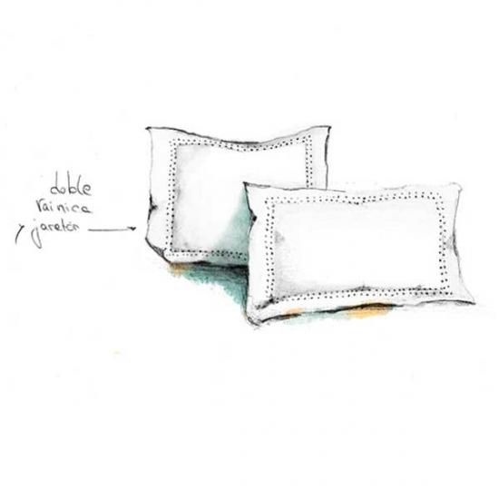 Epoque Pillowcase