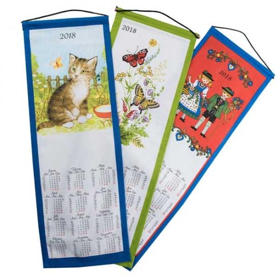 Small Cotton Calendar
