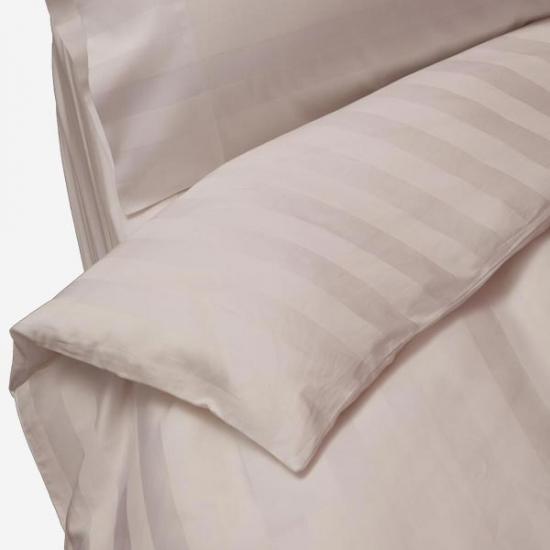 Glittery Stripes Duvet Cover Royal