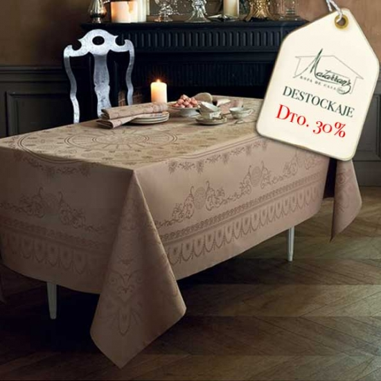 Eloise Brown Tablecloth